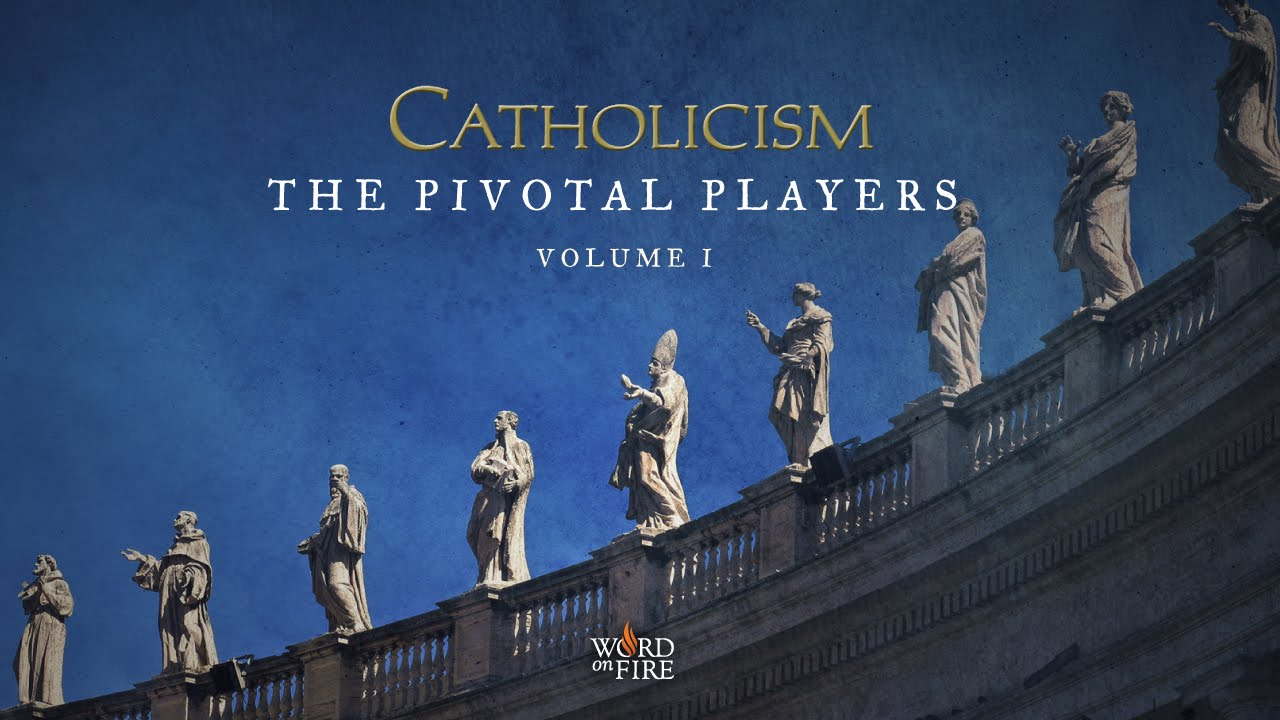Bishop Robert Barrons Catholicism The Pivotal Players Review on Latest Polish My Writing